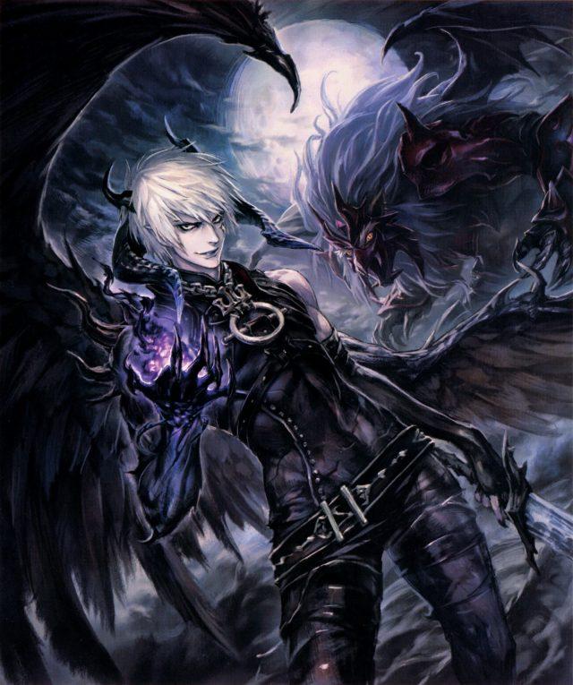Картинки аниме демоны (69 фото)