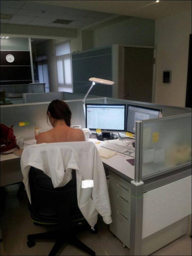 Прикольные картинки про работу в офисе (115 фото)