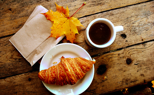 Картинки осень и кофе (60 фото)