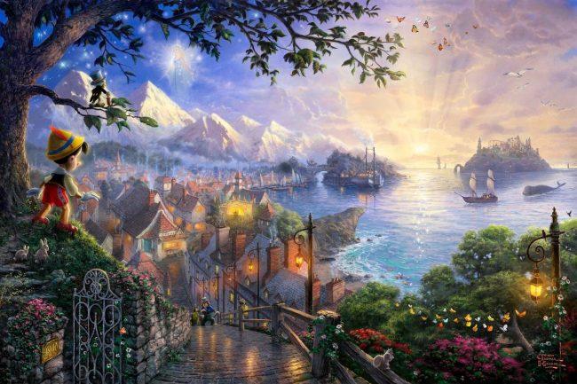 Картинки сказочный мир (129 фото)