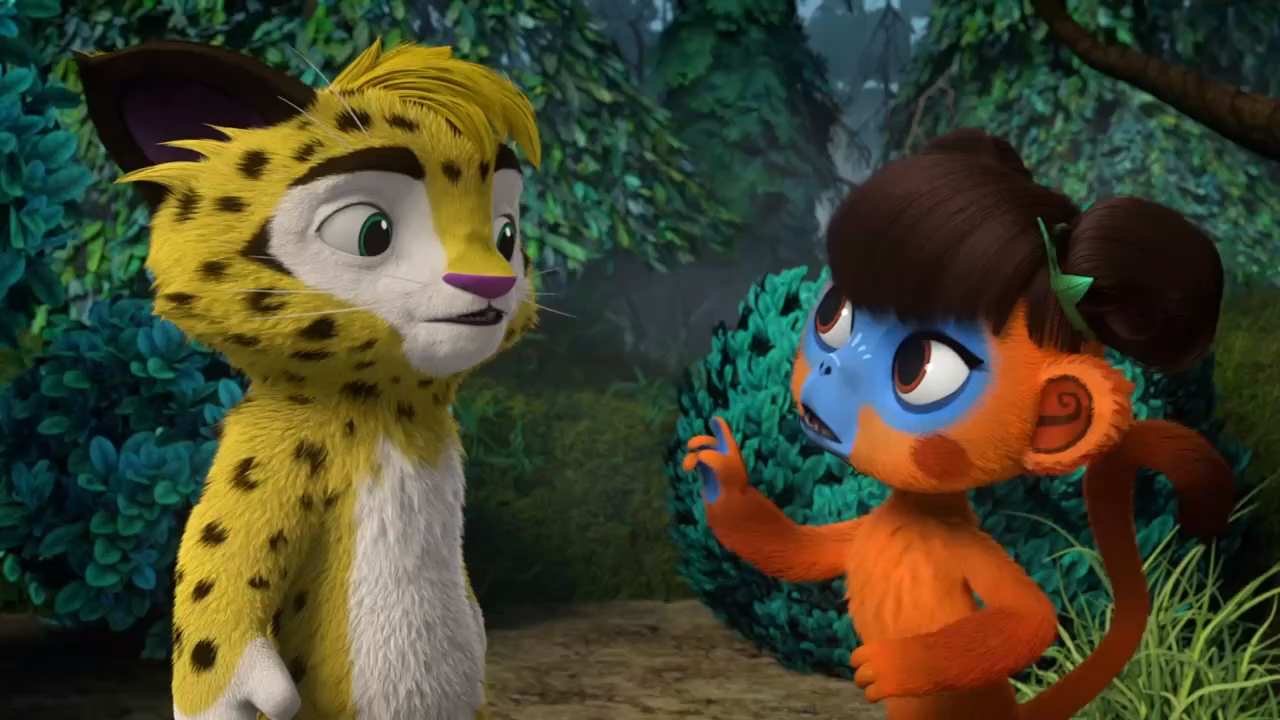 Картинки Лео и Тигр (119 фото)