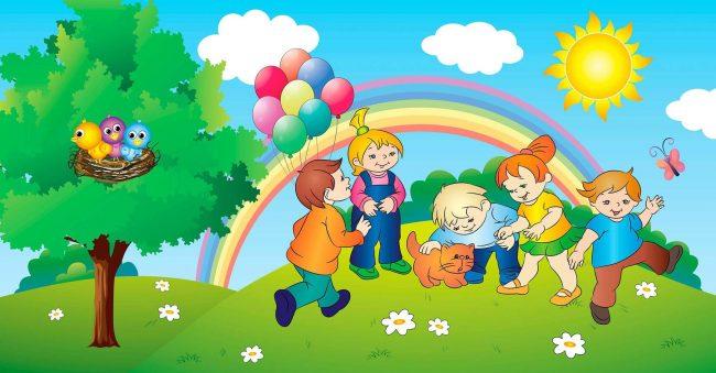 Детские картинки (130 фото)