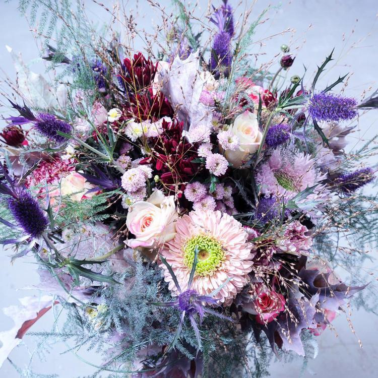 Букеты цветов — красивые картинки (209 фото)